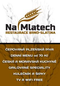 Restaurace Brno Slatina